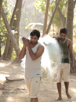 Fishing Surmai