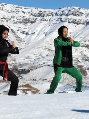 Iranian Ninja